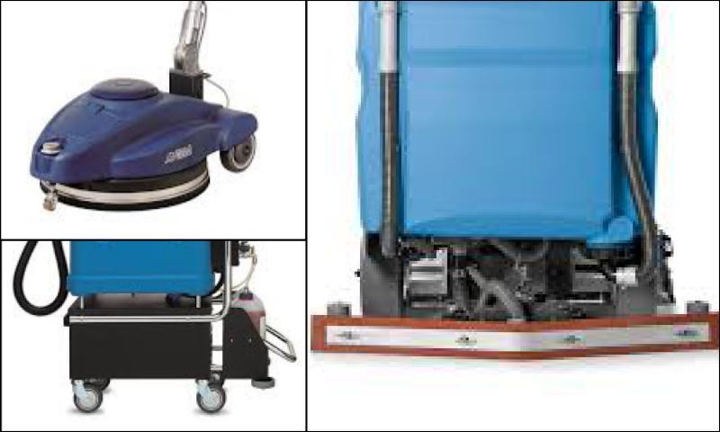 Daha Temiz Yaşam Alanlar Endüstriyel Temizlik Makinaları ile Mümkün