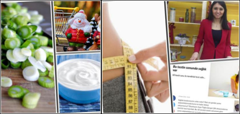 Sağlıklı Zayıflama İçin Önerilen Diyet Listeleri