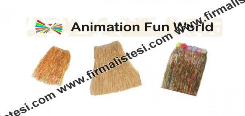 Animation Fun World Tüketici Odaklı Çalışmaktadır