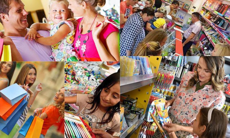 Bayram Geldi Okullar Açılıyor Haydi Alışverişe