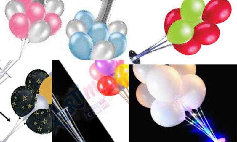 Partiler İçin Balon Stantları