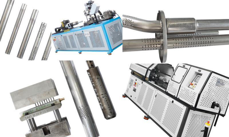 Boru ve Profil Delme Makinaları