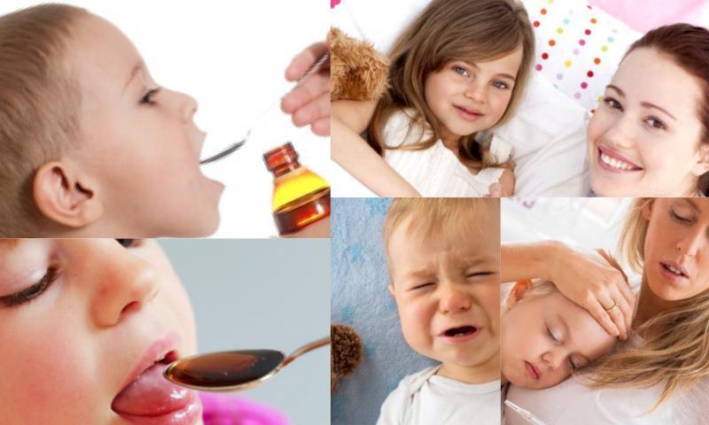 Çocuk Sağlığında Kullanılan İlaçlar
