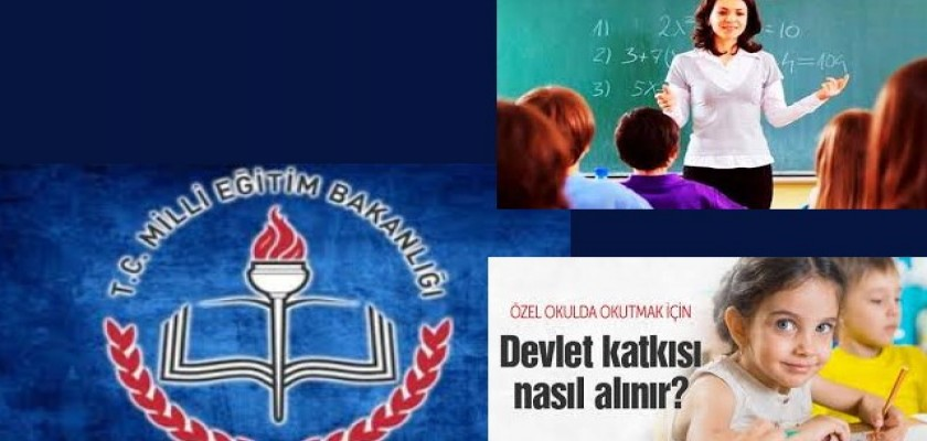 Özel Eğitim Kurumlarına Geçiş İçin Devlet Destekleri