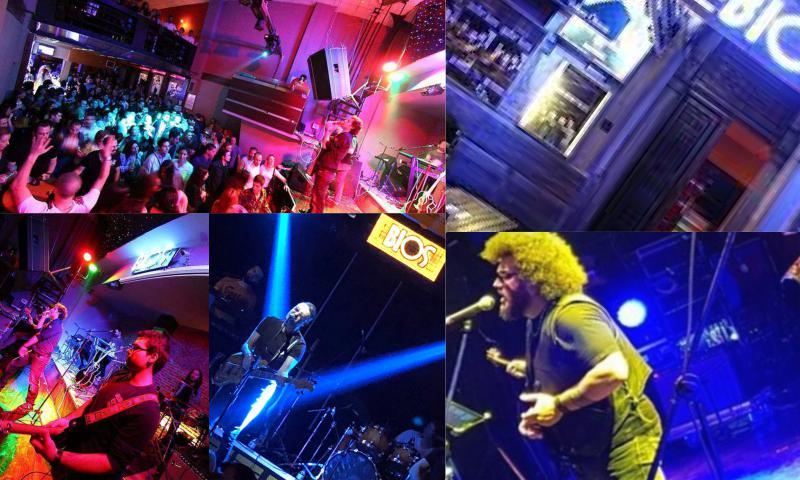 İzmir Bios Bar Çılgınca Eğlencenin Adresi