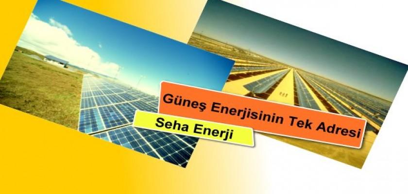 Güneş Enerjisinin Tek Adresi Şah Enerji