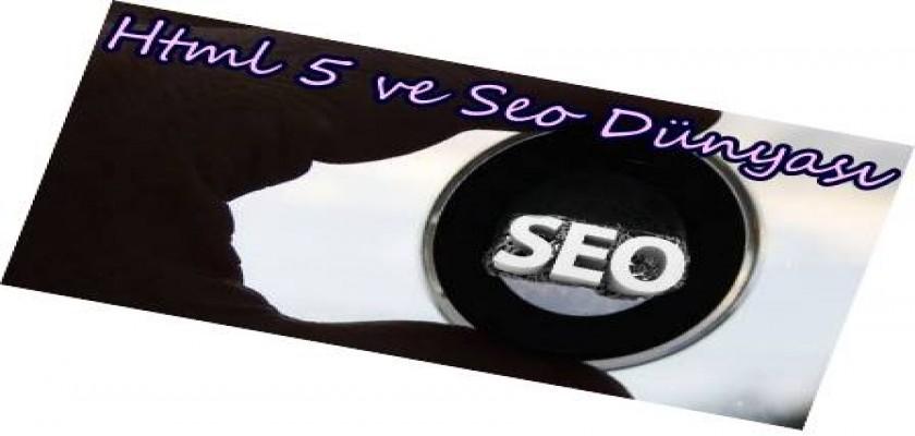 HTML5 ve SEO