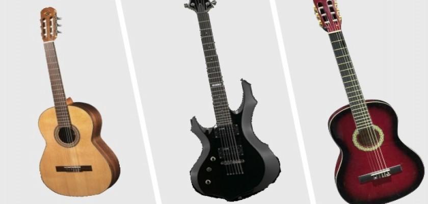 İyi Gitar Çalmak İçin Ne Yapmak Gerekir?