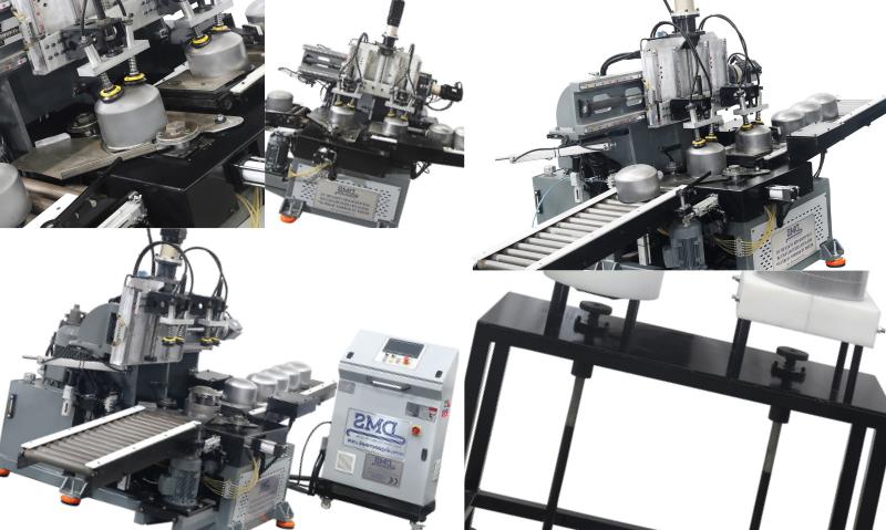 DMS Kenar Kesme Ve Kordon Makinesi Özellikleri