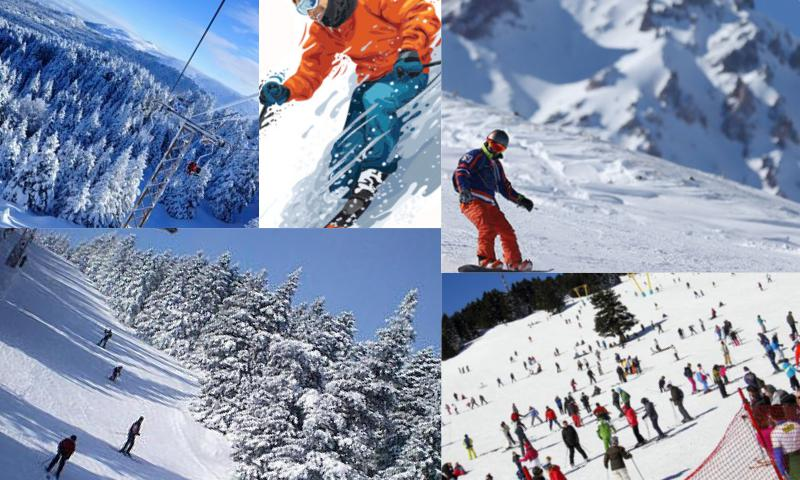 Kış Turizmi İle Yaşam