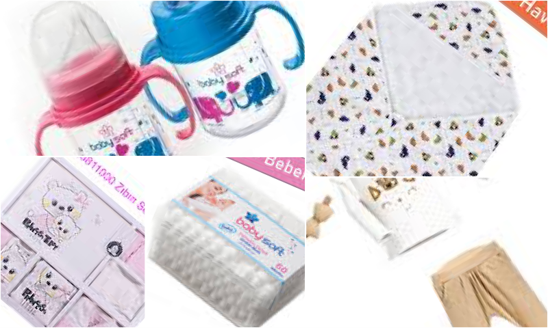 Bebek için Gerekli Bakım Eşyaları Nelerdir