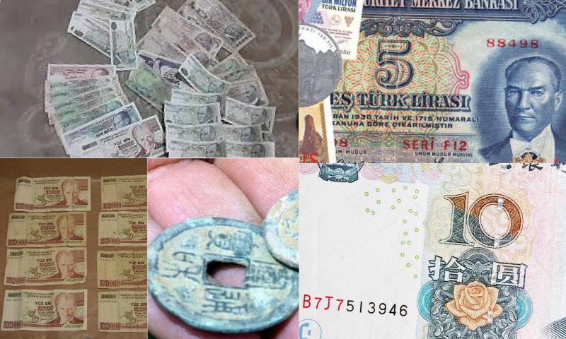 Kağıt Para Hakkında İlginç Bilgiler