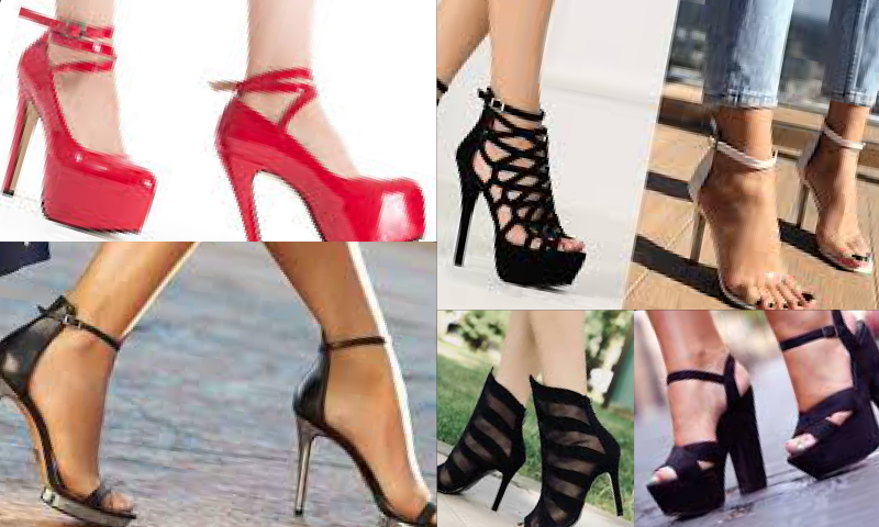 Hangi Tip Topuklu Ayakkabılar Daha Rahattır