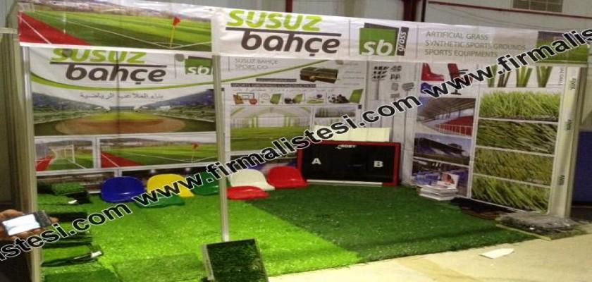 Susuz Bahçe Sport Peyzaj Sanayi Tic.Ltd.Şti. Ataşehir İstanbul
