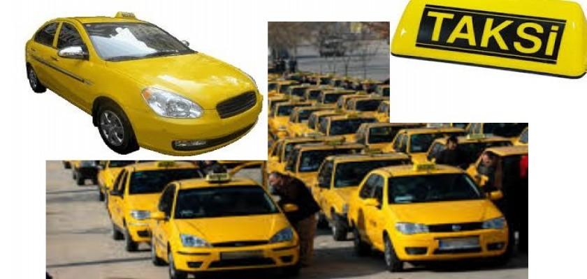 Şehir İçinde Ticari Taksi Ulaşımı