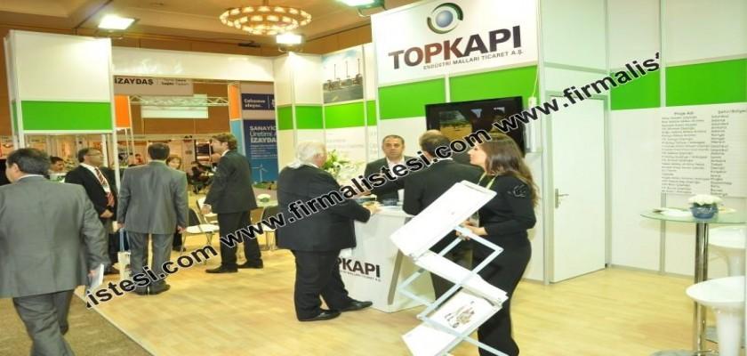 Topkapı Endüstri Malları Ticaret A.Ş.Topkapı İstanbul