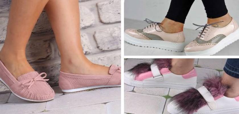 Topuklu Ayakkabılarda Trend Modeler