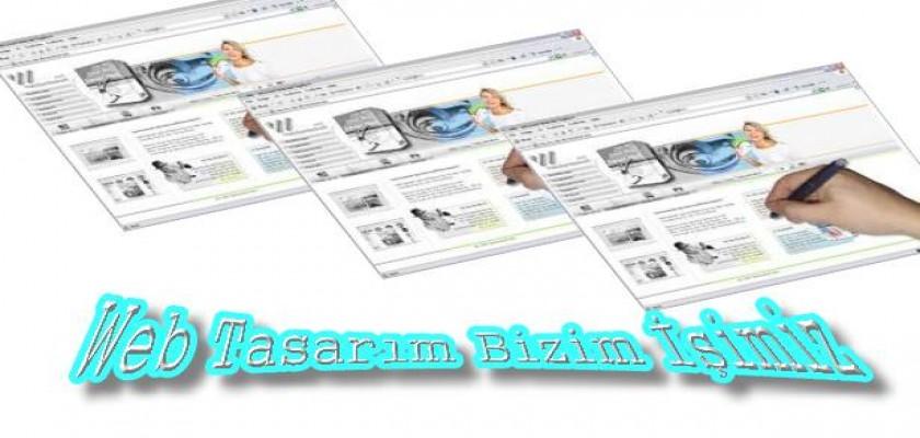Web Tasarımınızı Güvenilir Ve Personel Ellere Emanet Edin